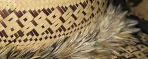 Hawaiian Woven Hat