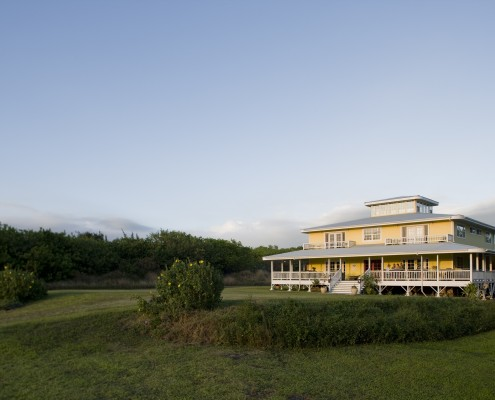 front picture of Kalaekilohana Inn and Retreat in Hawaii