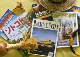 Six magazines and guides that feature Kalaekilohana Inn and Retreat