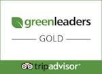 TA Green Leaders Gold Logo
